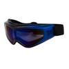 Goggles Foam Padding Inside G121 Blue Frame w/Blue Revo Lens