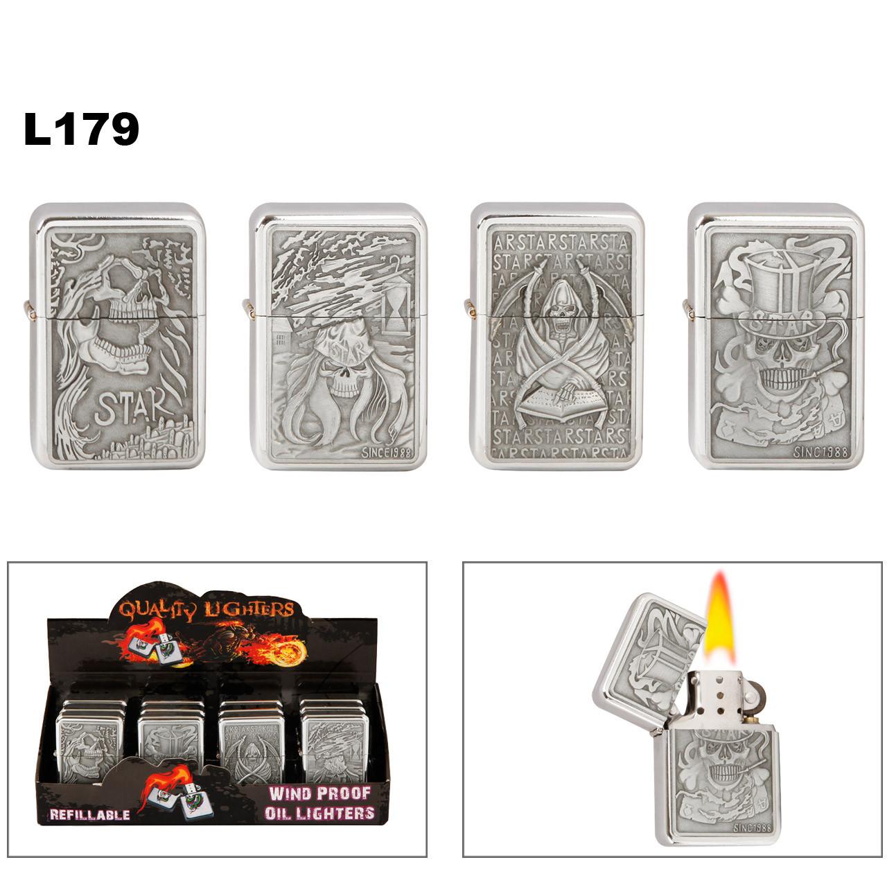 Grim Reaper Lighters L179