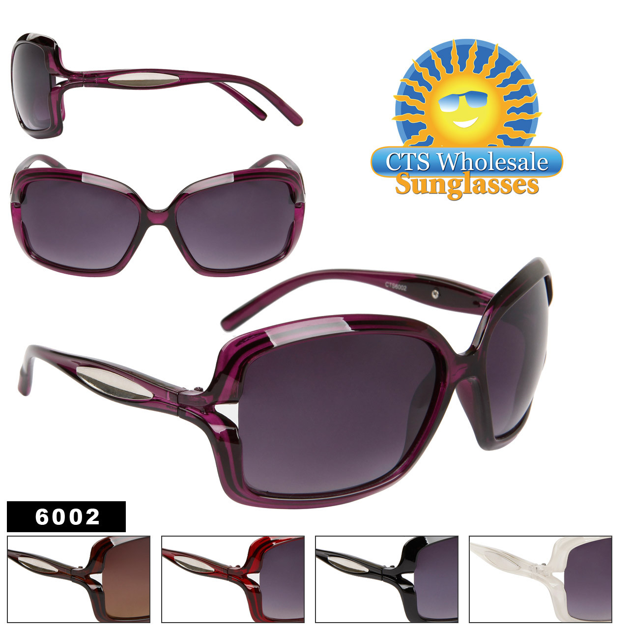 Wholesale Sunglasses 6002