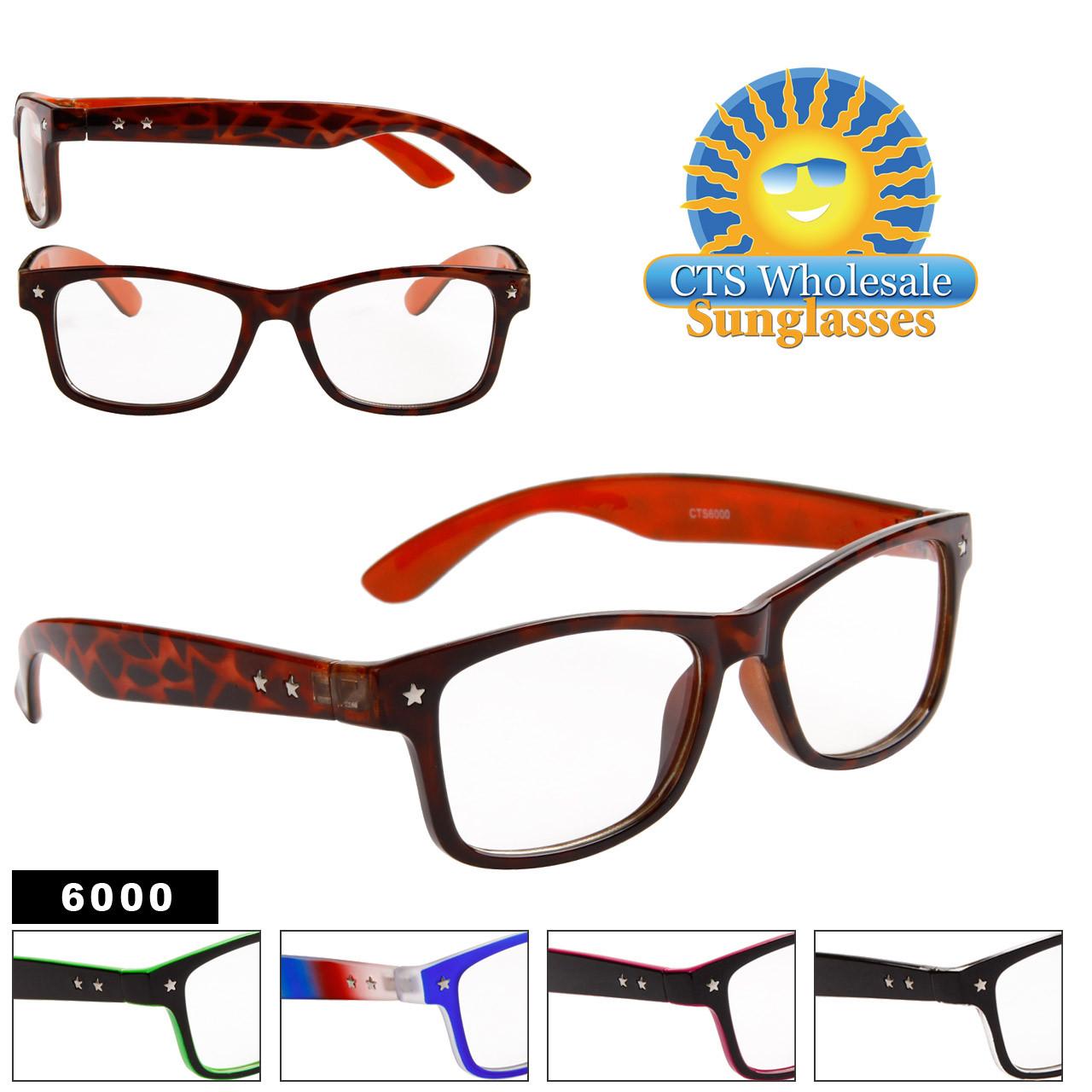 Wholesale Nerd Glasses 6000