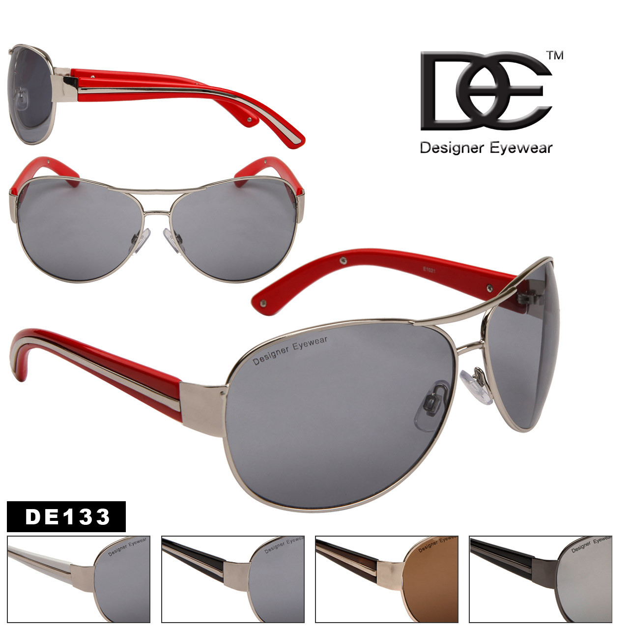 Wholesale Aviator Sunglasses DE133