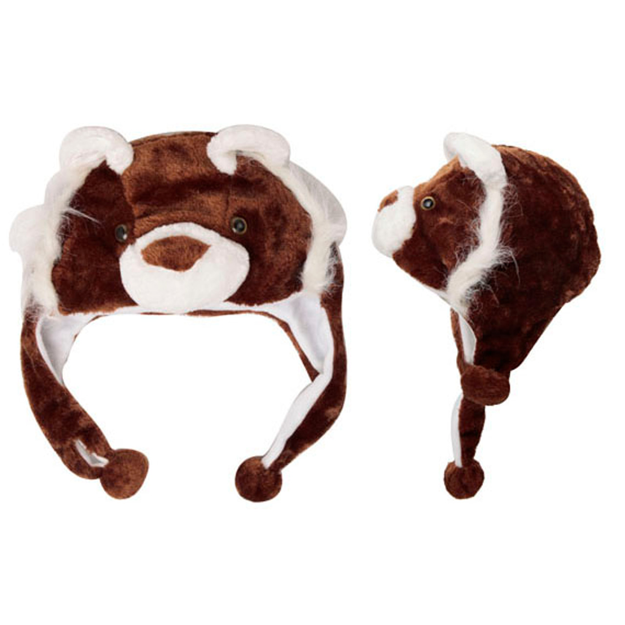 Wholesale Animal Hats | Brown Bear