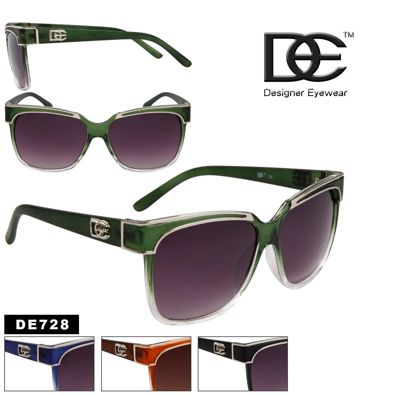 Wholesale DE™ Sunglasses - Style # DE728