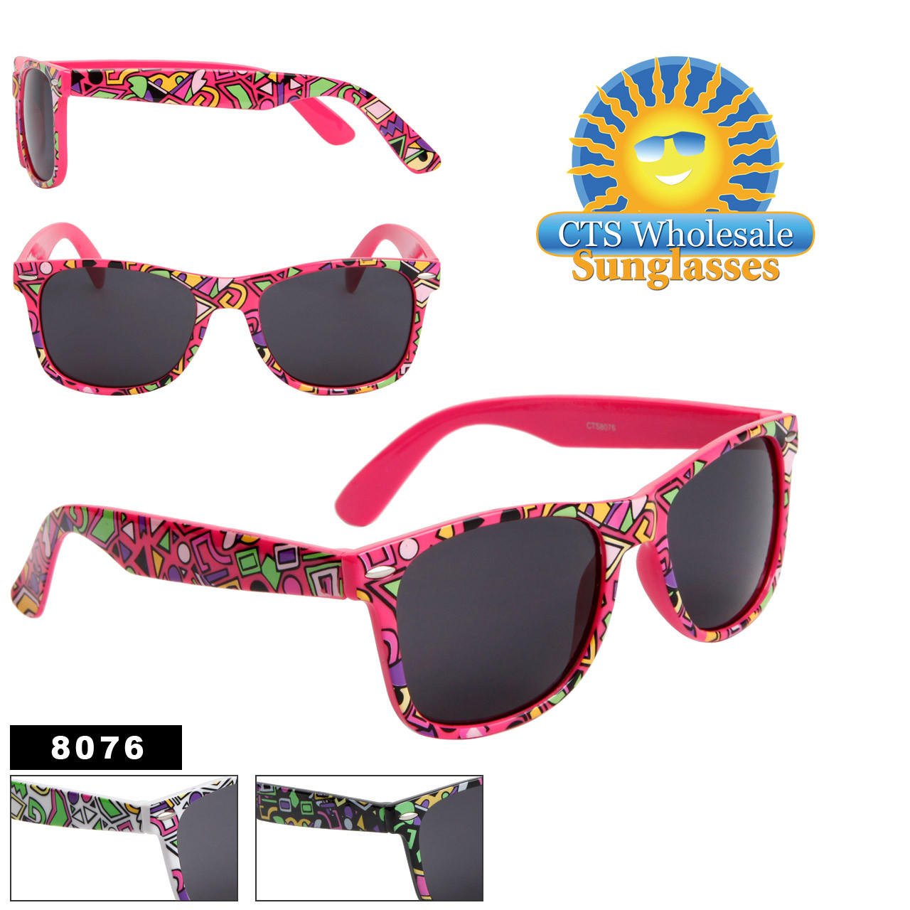 California Classics Sunglasses 8076