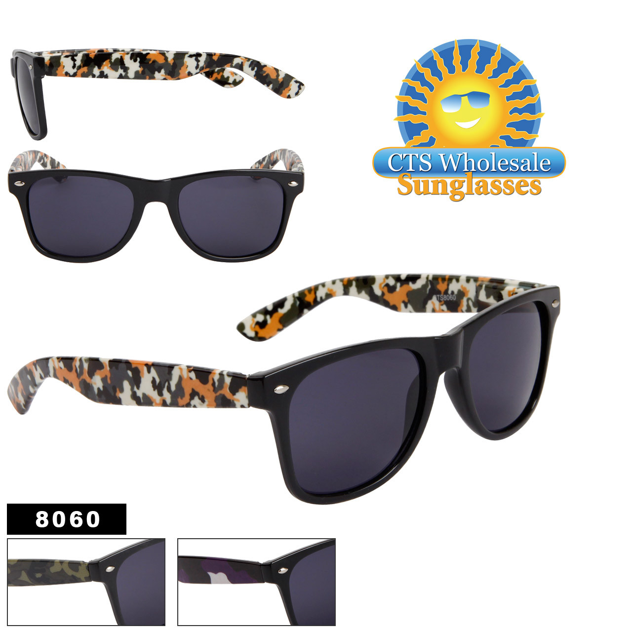 California Classics Sunglasses 8060