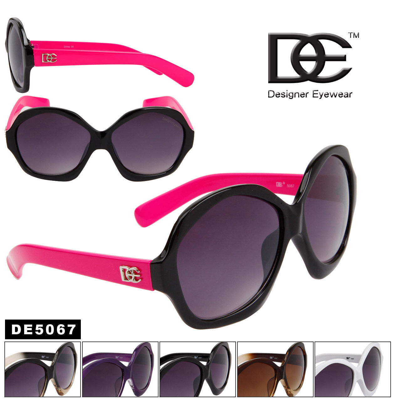Fashion Sunglasses DE5067