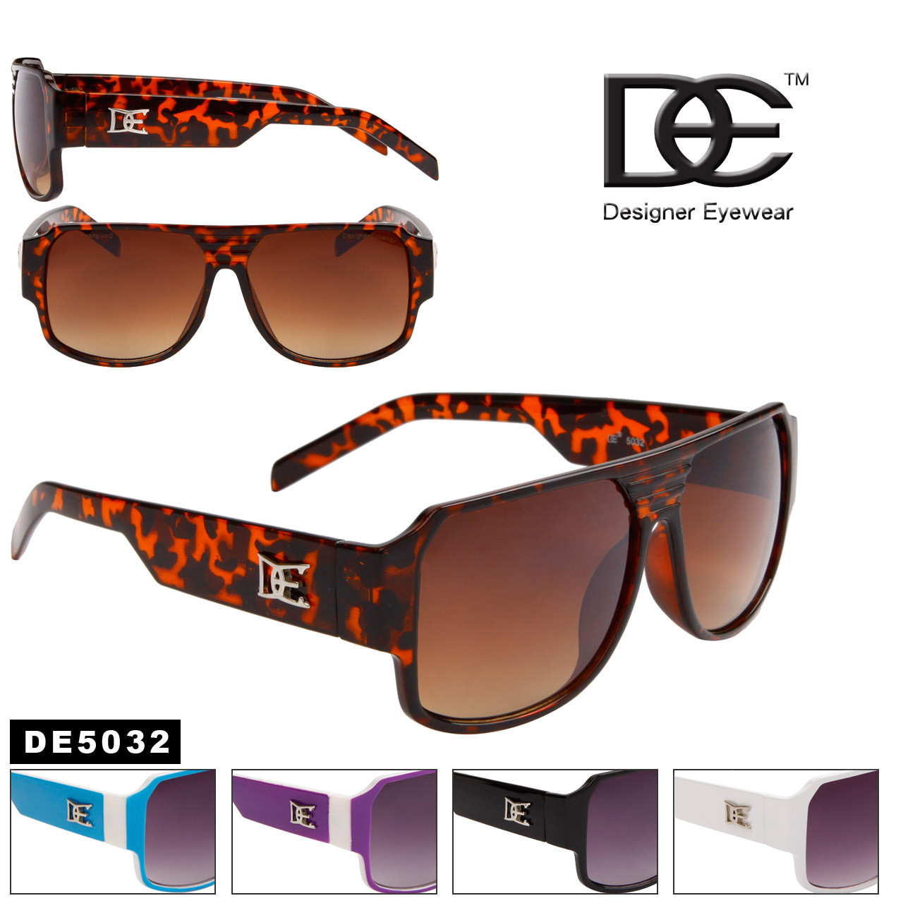 DE™ Wholesale Sunglasses - DE5032