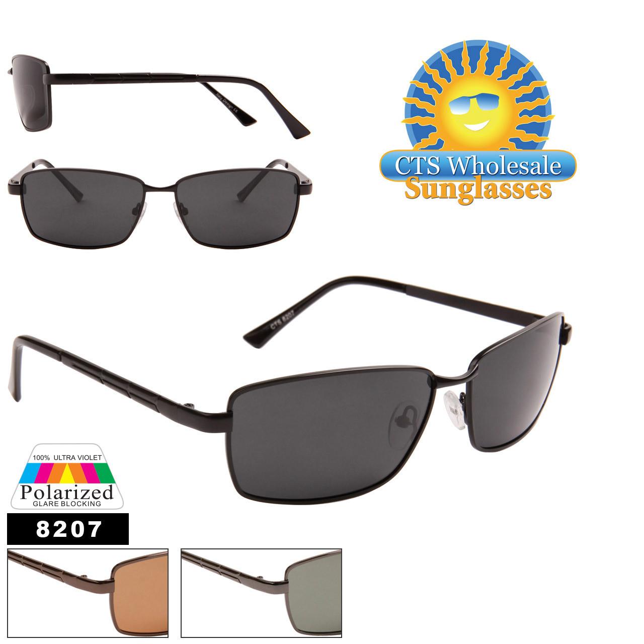Wholesale Polarized Sunglasses - Style #8207