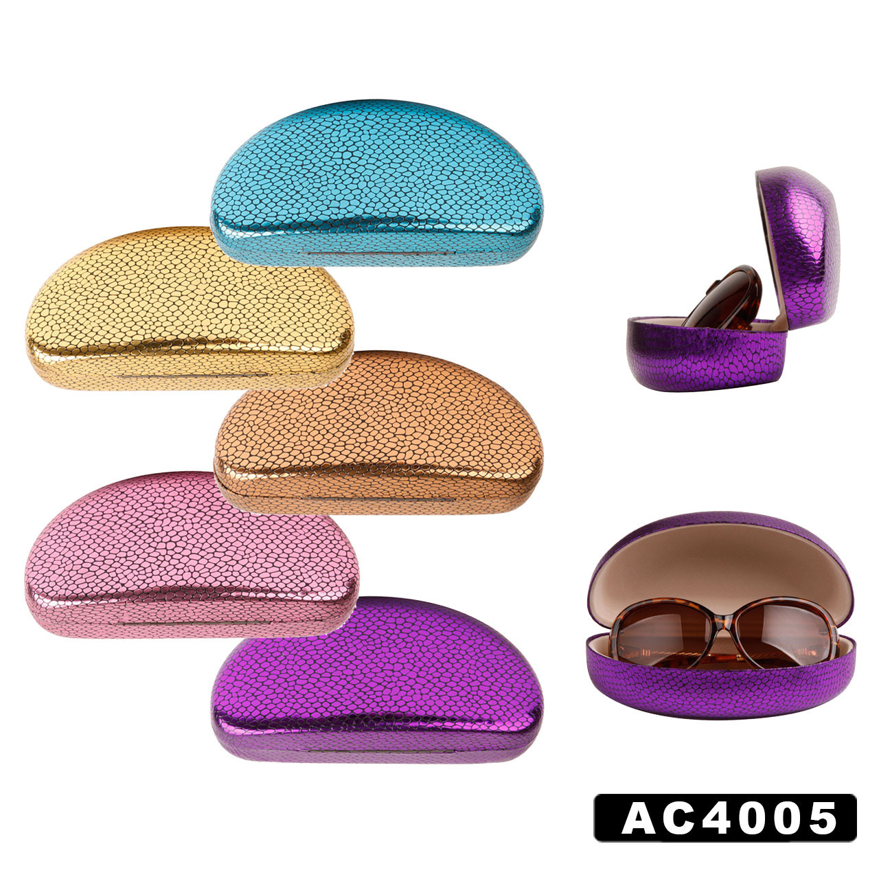 Sunglass Hard Cases Wholesale - AC4005