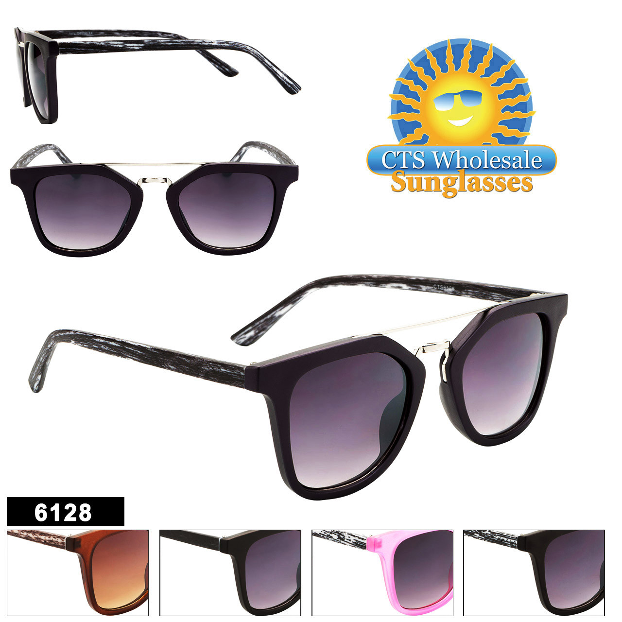 Hipster Sunglasses ~ Style #6128
