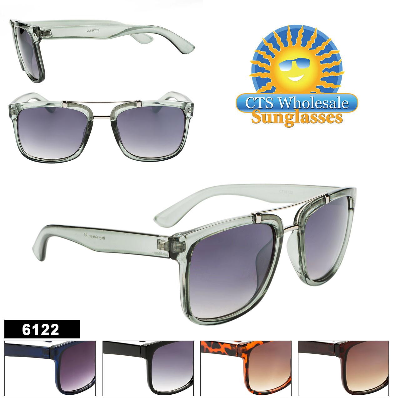 Unisex Sunglasses Wholesale- Style #6122