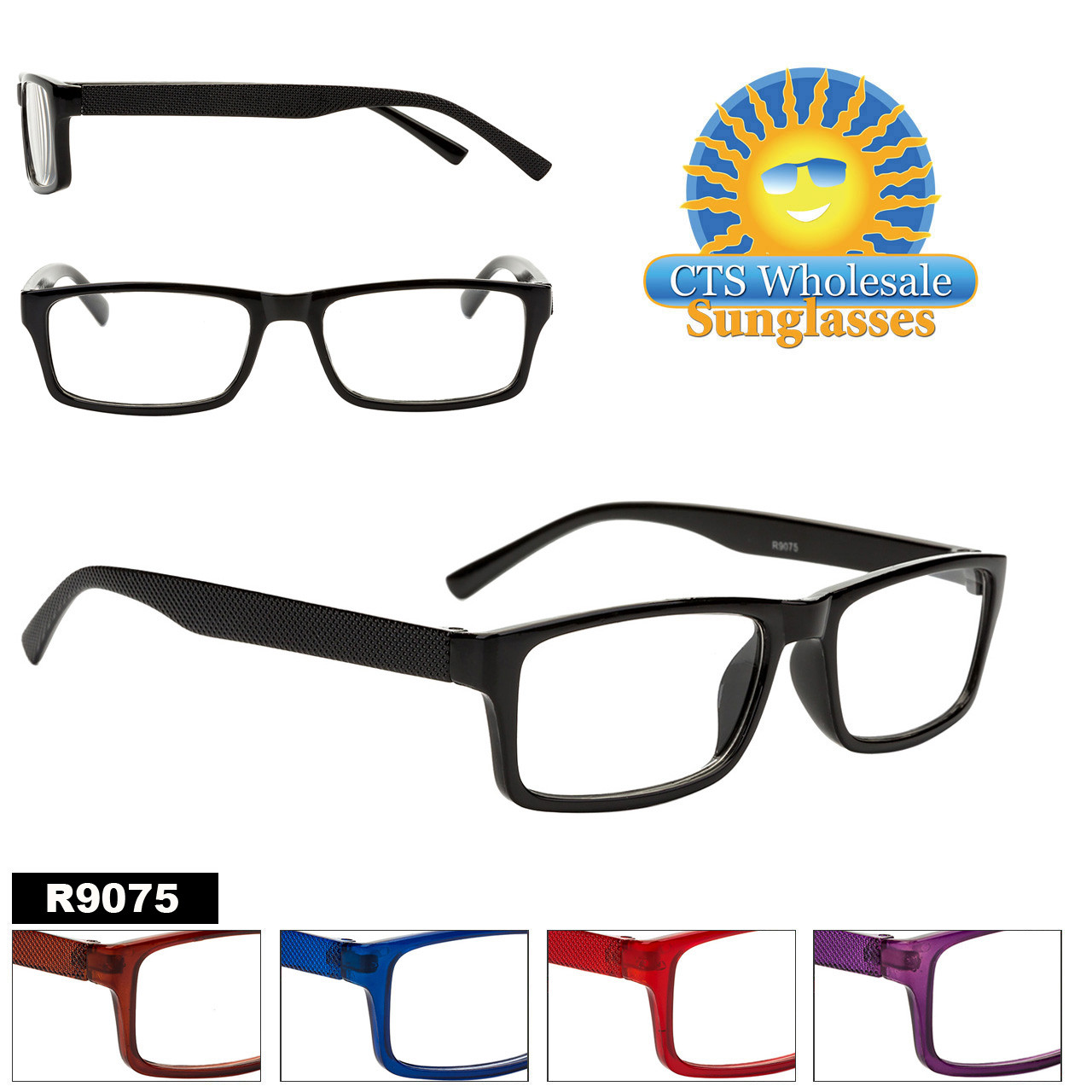 Wholesale Reading Glasses - R9075