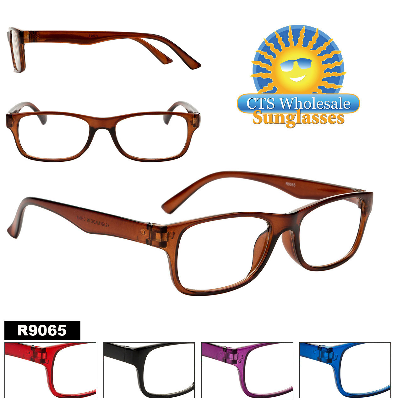 Wholesale Reading Glasses - R9065