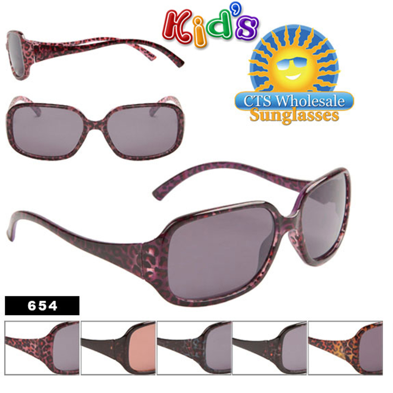 Wholesale Kids Sunglasses!