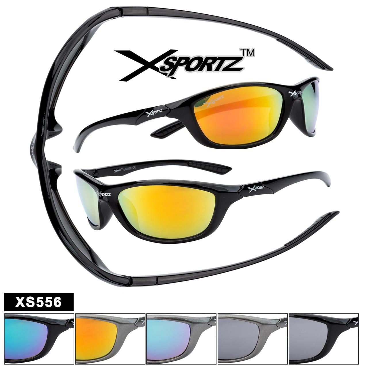 Xsportz Plastic Sports Sunglasses XS556