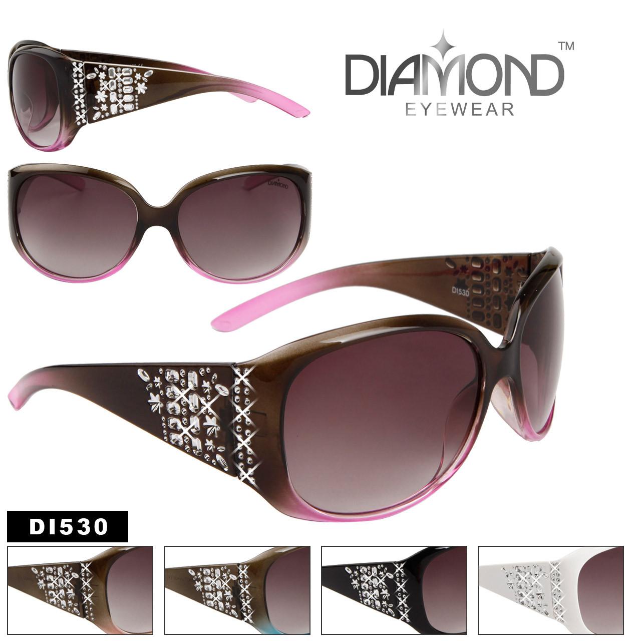 Women's Fashion Sunglasses by the Dozen - Style # DI530