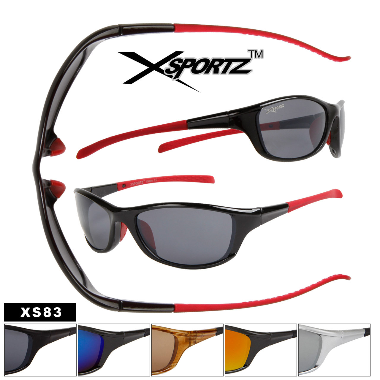 XS83 Sports Sunglasses