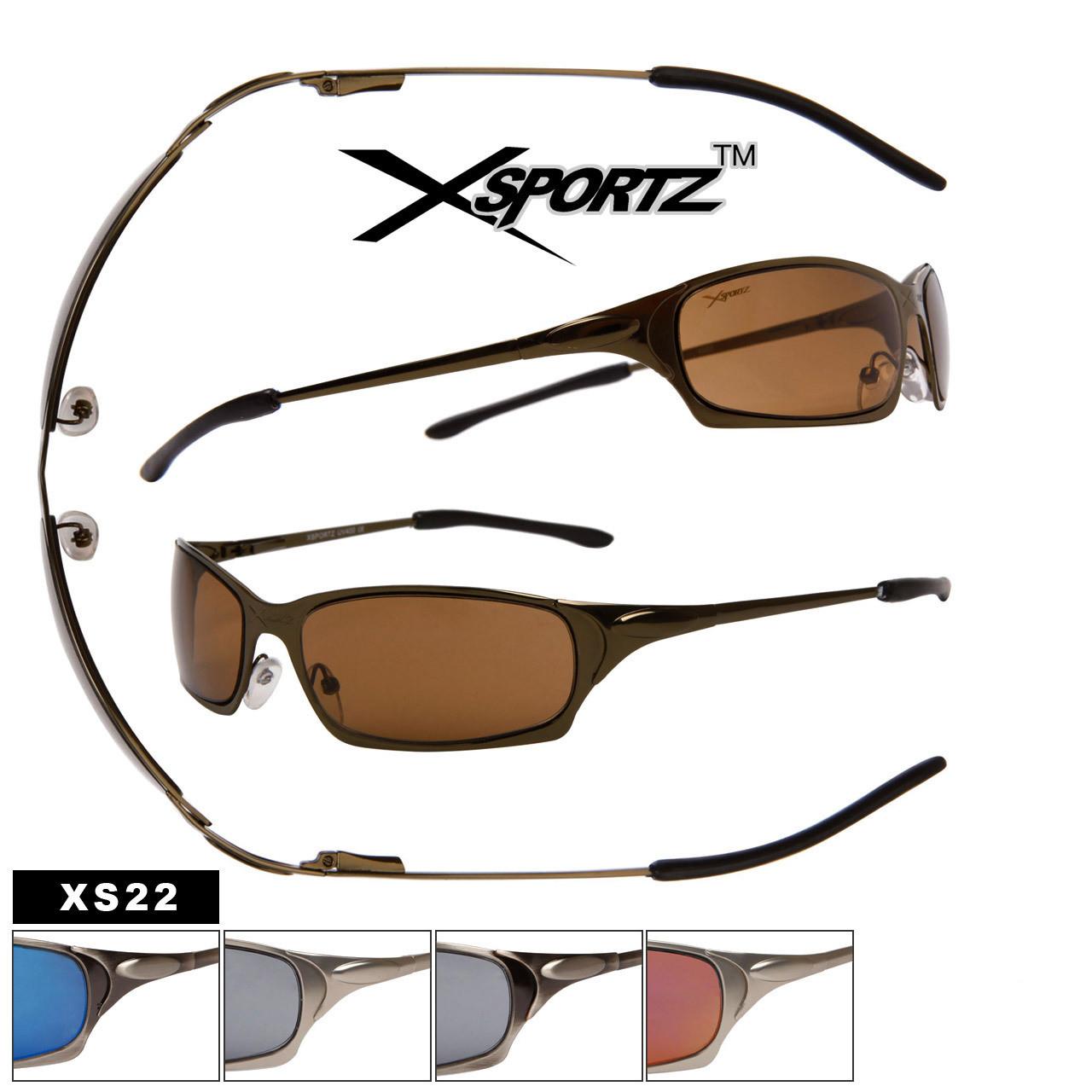 Metal Wholesale Sunglasses XS22