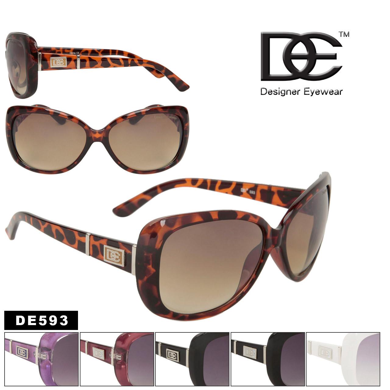DE593 Designer Eyewear Fashion Sunglasses
