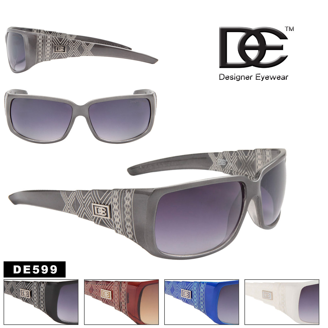 DE Designer Eyewear Wholesale Fashion Sunglasses