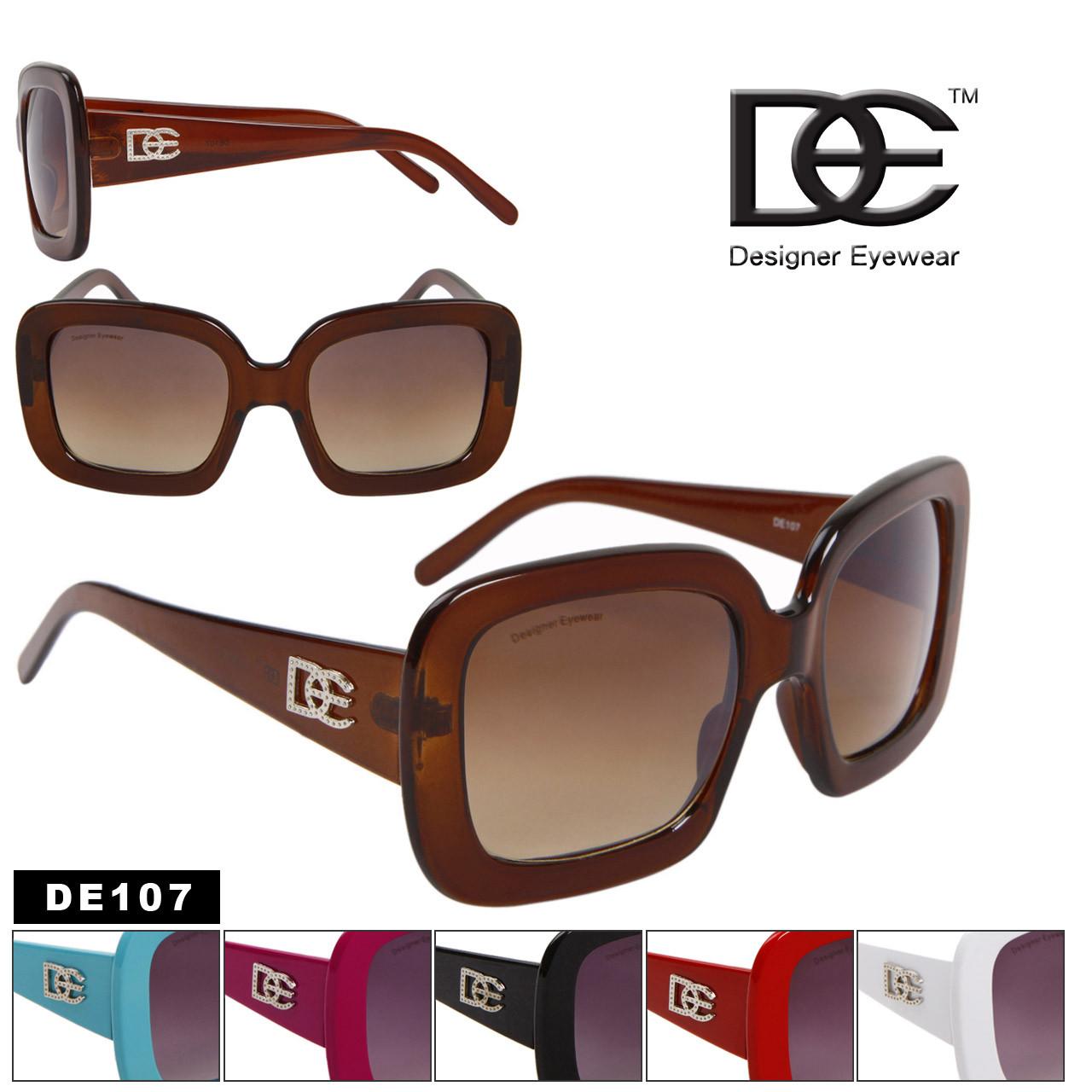 Designer Eyewear Fashion Sunglasses DE107