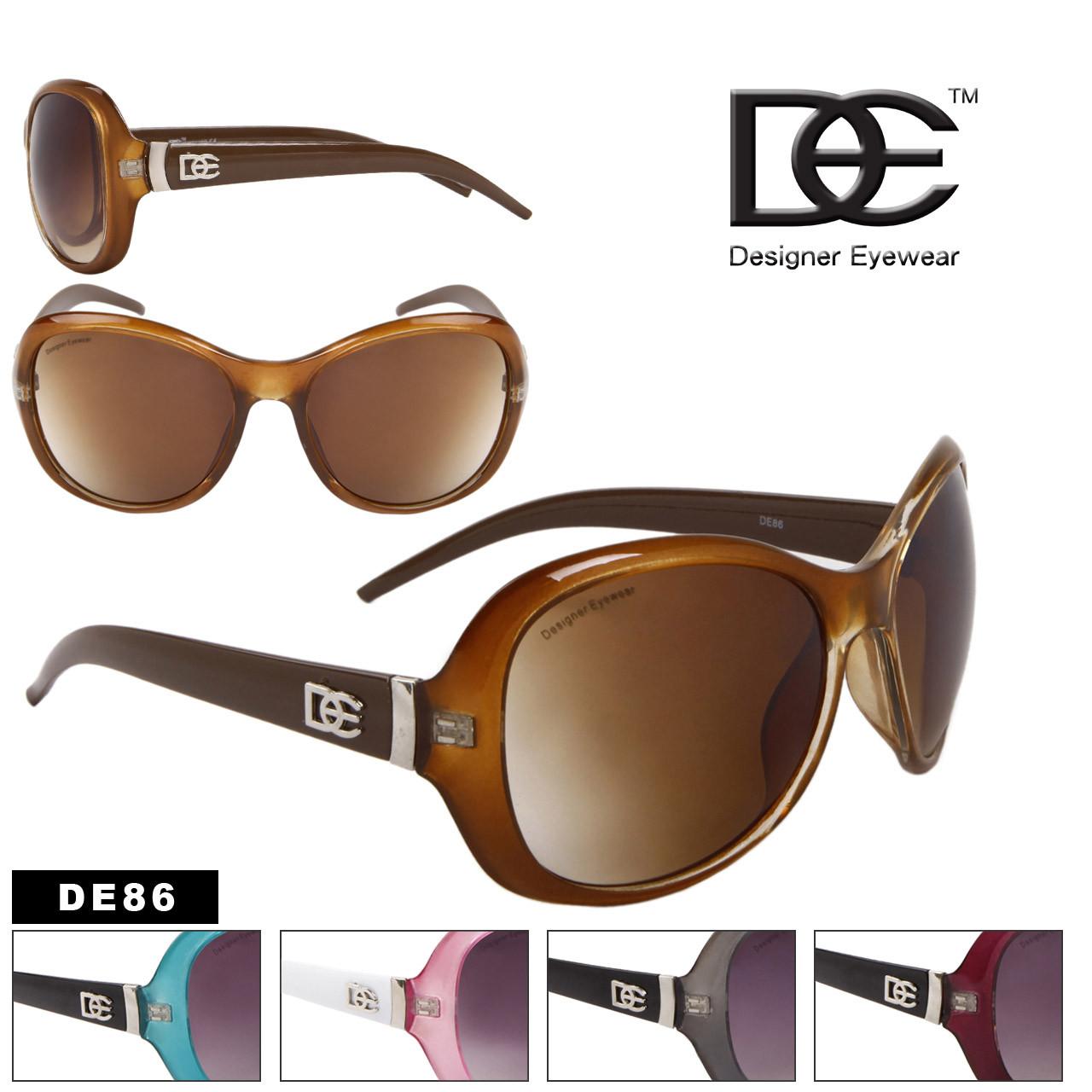 Designer Eyewear DE86 Wholesale Sunglasses