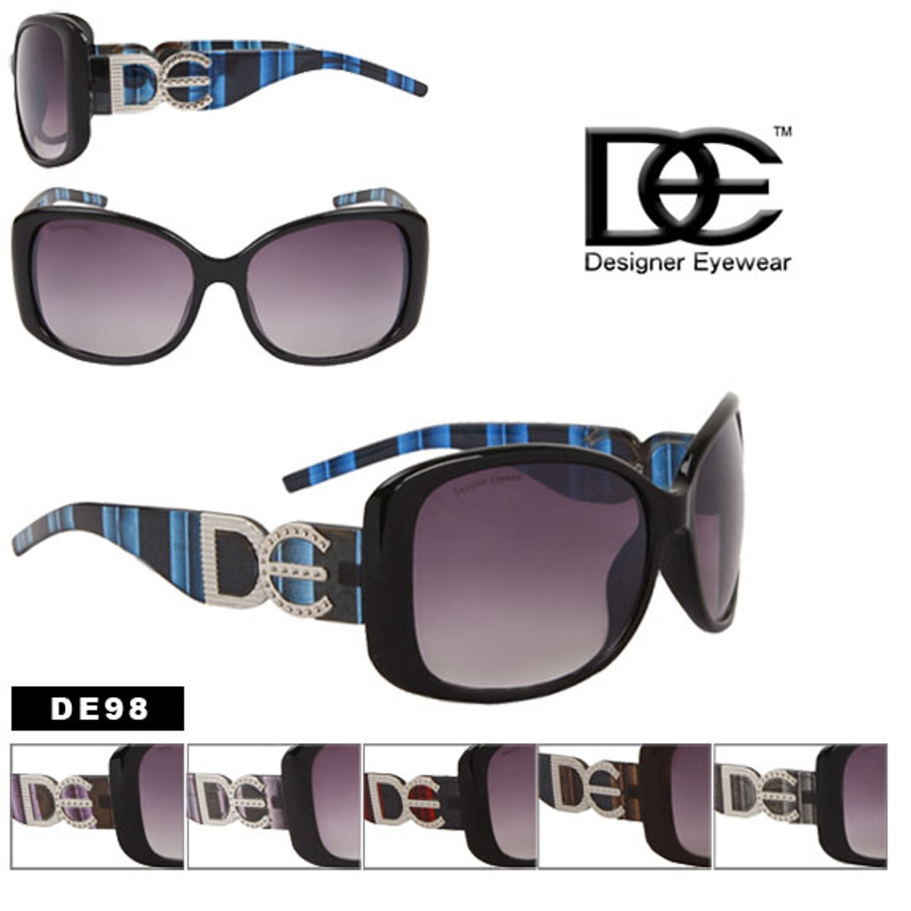 DE Fashion Sunglasses Wholesale