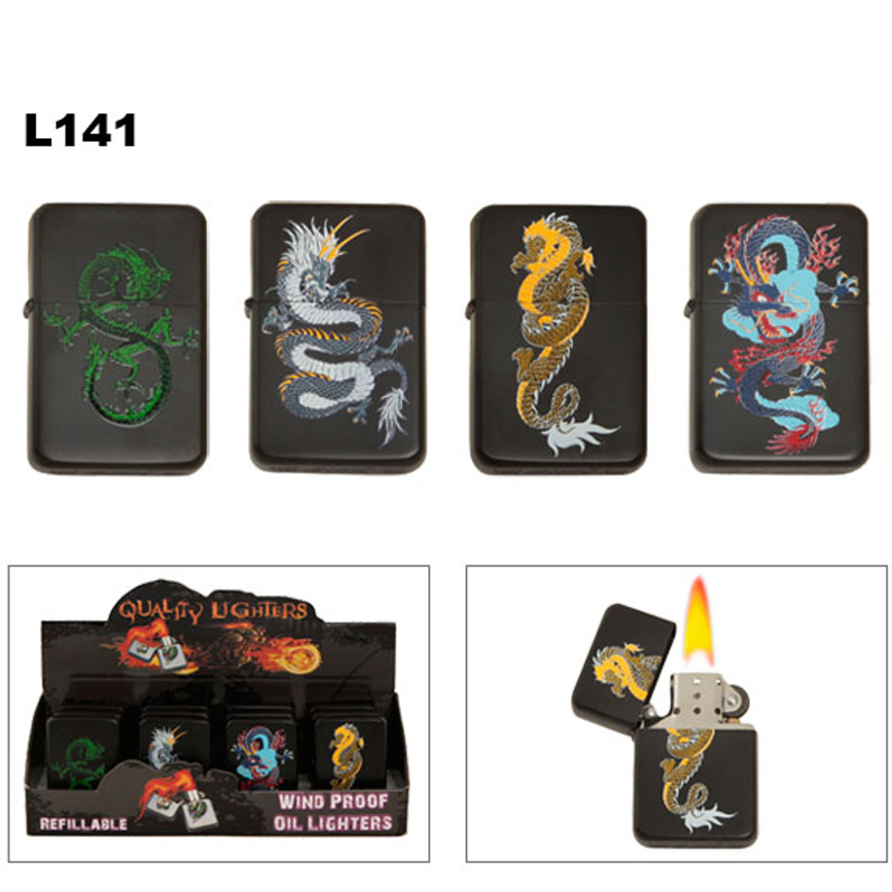 Dragon Lighters Wholesale