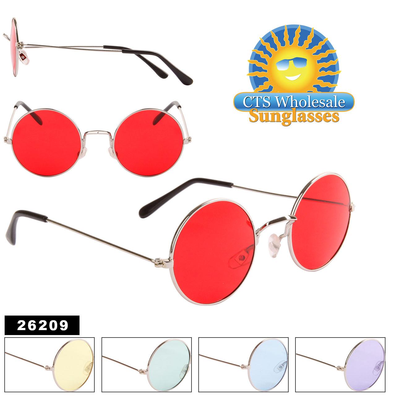 John Lennon Inspired Wholesale Sunglasses - Style #26209