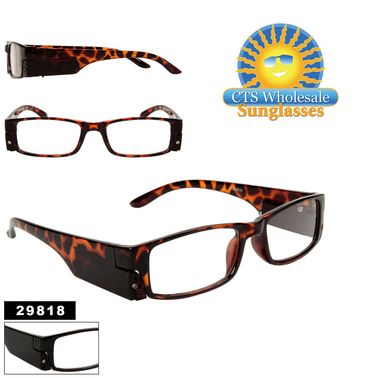 Lighted Reading Glasses Wholesale