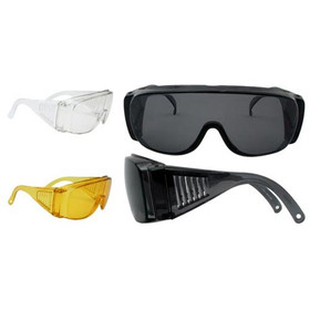 Over Glasses Sunglasses 1414 Assorted Lens Tints (Assorted Colors) (12 pcs.)