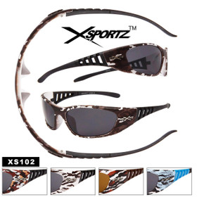 Xsportz™ Sunglasses Wholesale XS102