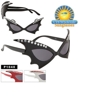 Bat Woman Party Sunglasses