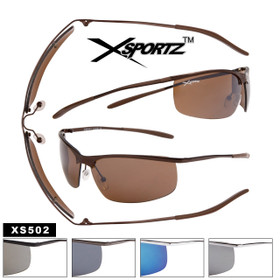 Wholesale Xsportz™ Sport Sunglasses XS502