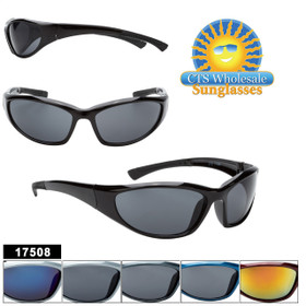 Cheap Sunglasses Wholesale - Style #17508 (Assorted Colors) (12 pcs.)