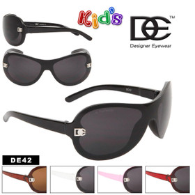 DE42 Kid's Designer Sunglasses