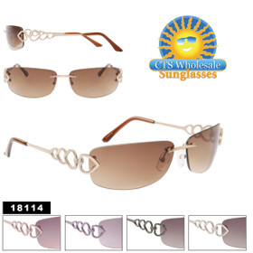 Ladies Fashion Sunglasses 18114