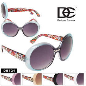 Ladies Fashion Sunglasses DE721