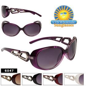 Designer Sunglasses for Women 6047