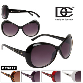 DE™ Designer Eyewear DE5012 Women's Fashion Sunglasses (Assorted Colors) (12 pcs.)