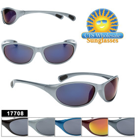 Sunglasses Wholesale - Style #17708 (Assorted Colors) (12 pcs.)