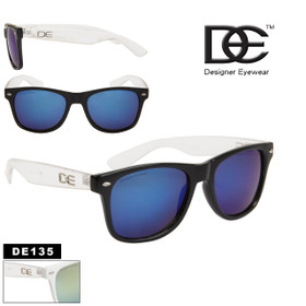 DE™ Designer Eyewear DE135 California Classics Sunglasses (Assorted Colors) (12 pcs.)