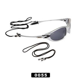 Black Sunglass Cords 0055 (12 pcs.)