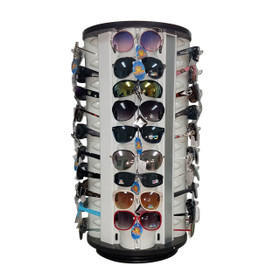 Counter Top Rotating Sunglass Display 7040  (1 pc.) Holds 40 Pair