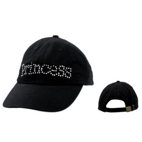 Women's Baseball Caps C140 Black
