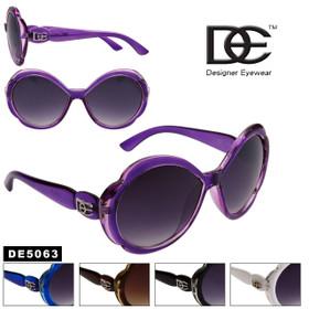DE™ Designer Sunglasses Wholesale - Style # DE5063 (Assorted Colors) (12 pcs.)