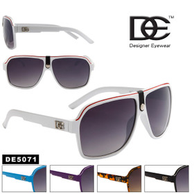 DE™ Aviator Sunglasses Wholesale - Style # DE5071 (Assorted Colors) (12 pcs.)
