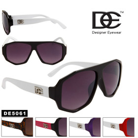 DE™ Designer Sunglasses Wholesale - Style # DE5061 (Assorted Colors) (12 pcs.)