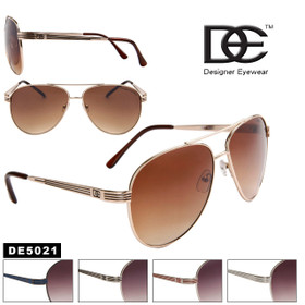 DE™ Aviators - Style # DE5021 (Assorted Colors) (12 pcs.)