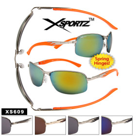 Wholesale Xsportz™ Sports Sunglasses - Style # XS609